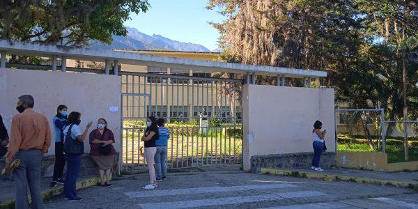 vacunación en Mérida